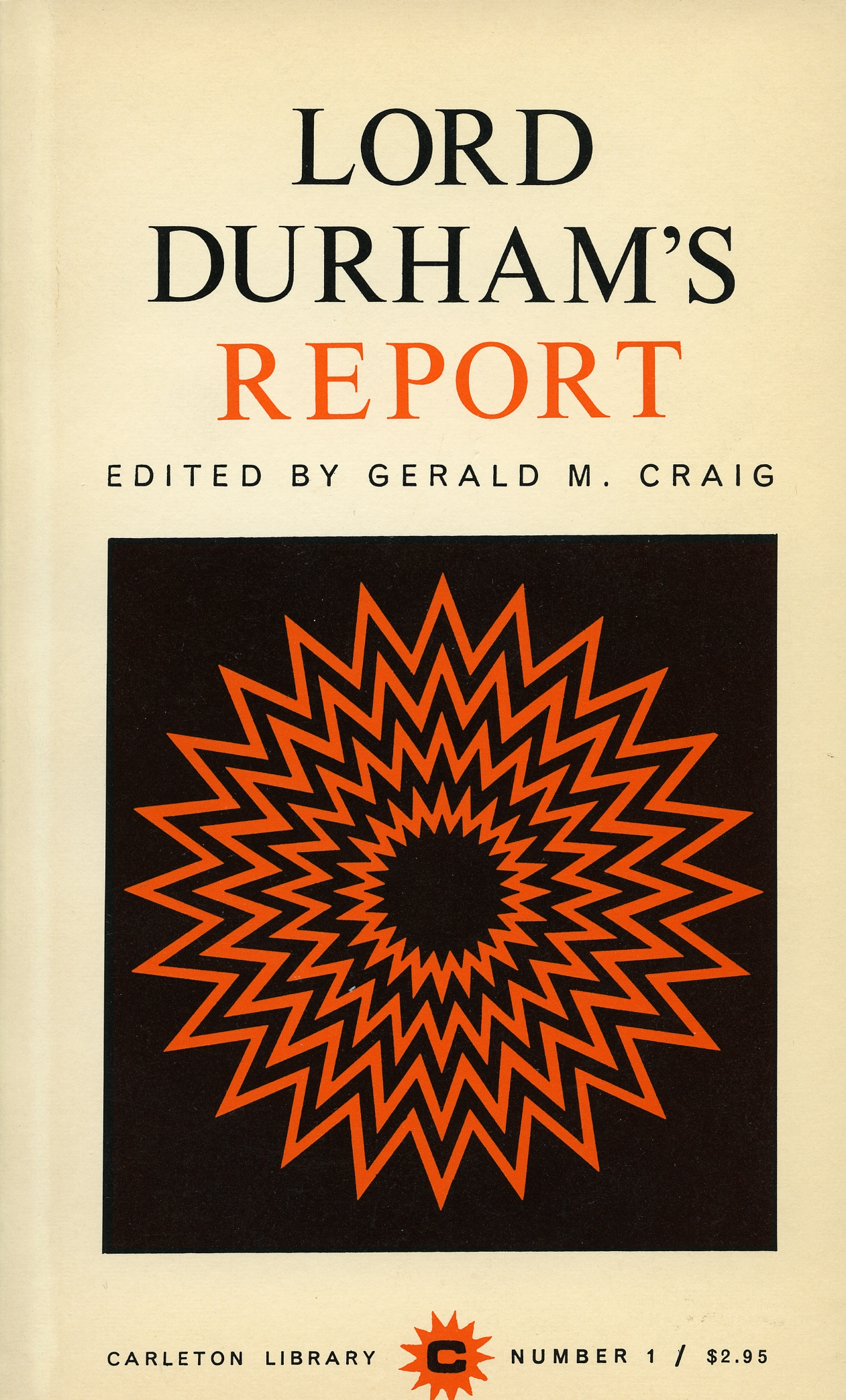 lord durham report essay Get this from a library the durham report and british policy: a critical essay [ged martin.