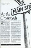At the Crossroads article