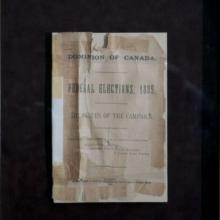 Federal Elections: Issues of the Campaign, 1895