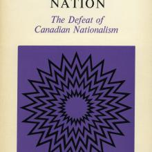 Lament for a Nation, George Grant (1970)
