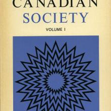 French-Canadian Society, Volume 1, Marcel Rioux and Yves Martin (1964)