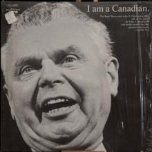 """I am a Canadian"" Election Poster"