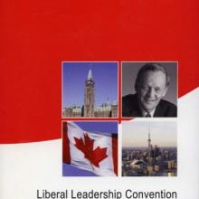 Liberal Leadership Convention Program, 2003