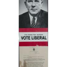 Lester B. Pearson poster and letter